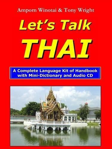 9780980427806: Let's Talk Thai: A Complete Language Kit