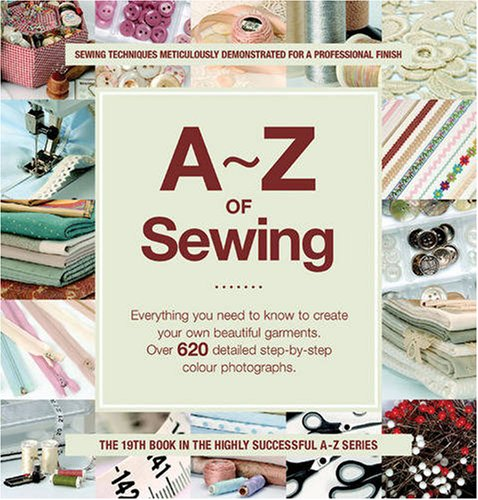 9780980435924: A-Z of Sewing