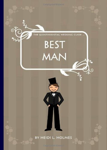 9780980526325: The Quintessential Wedding Guide ... Best Man