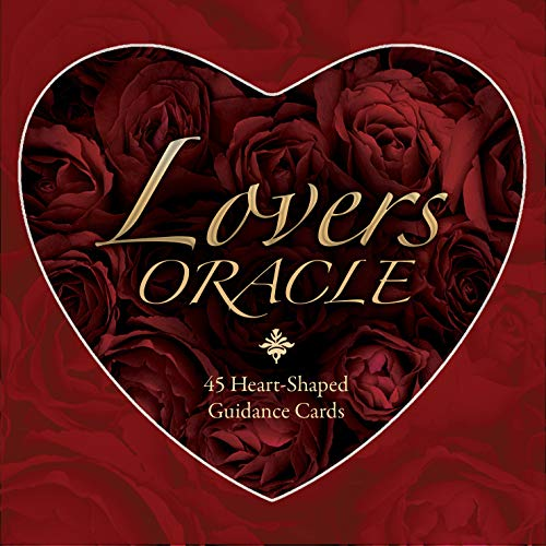 Lovers Oracle: Heart-Shaped Fortune Telling Cards (Mixed: Toni Carmine Salerno