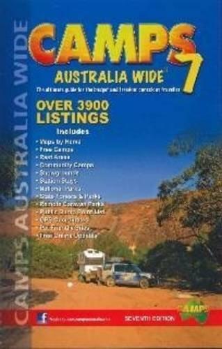 9780980570373: Camps Australia Wide 7