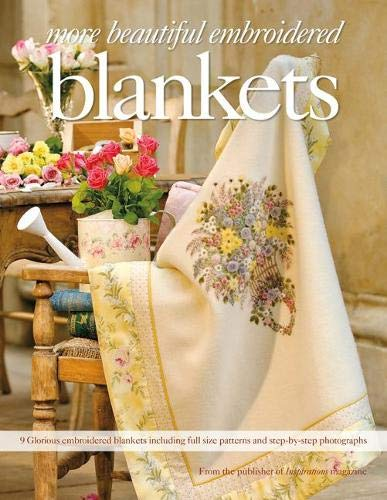 9780980575354: More Beautiful Embroidered Blankets