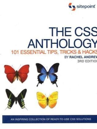 9780980576801: The CSS Anthology: 101 Essential Tips, Tricks & Hacks