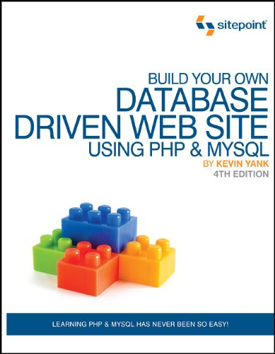 9780980576818: Build Your Own Database Driven Web Site Using PHP & MySQL