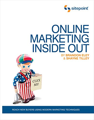 9780980576825: Online Marketing Inside Out