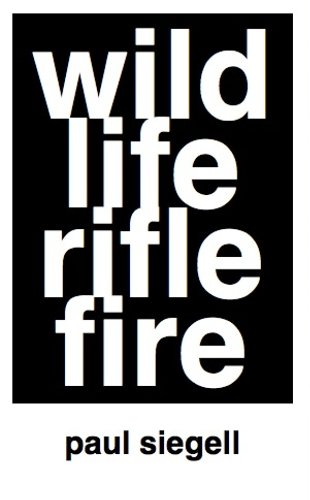 9780980602562: wild life rifle fire