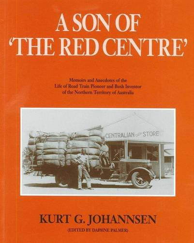 9780980617146: Son Of The Red Centre