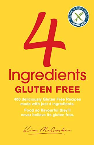 9780980629408: 4 Ingredients Gluten Free