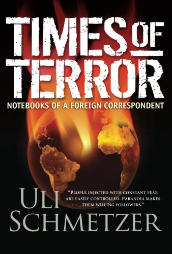 9780980637502: Times of Terror: Notebooks of a foreign correspondent