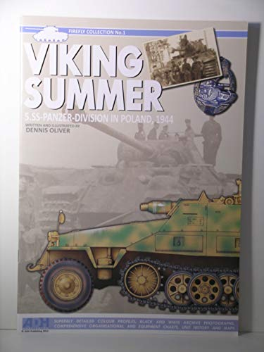 9780980659399: Viking Summer. 5.SS-Panzer-Division in Poland, 1944 (Firefly Collection Series, No.1)