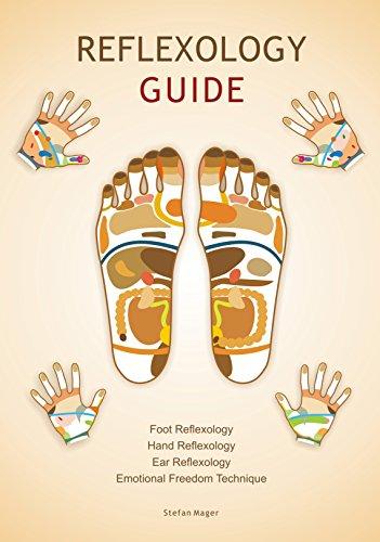 9780980713404: Foot Reflexology - Hand Reflexology - Ear Reflexology - Emotional Freedom Technique