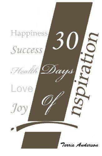 9780980724806: 30 Days of Inspiration