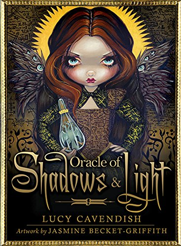 9780980740615: Oracle of Shadows and Light: 45-Card Deck and Guidebook