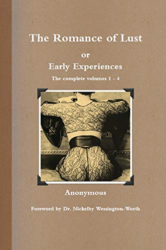 9780980752618: The Romance of Lust or Early Experiences