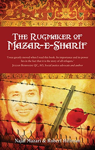 The Rugmaker of Mazar-e-Sharif (Paperback): Najaf Mazari, Robert