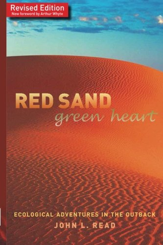 9780980760057: Red Sand Green Heart: Ecological Adventures in the Outback