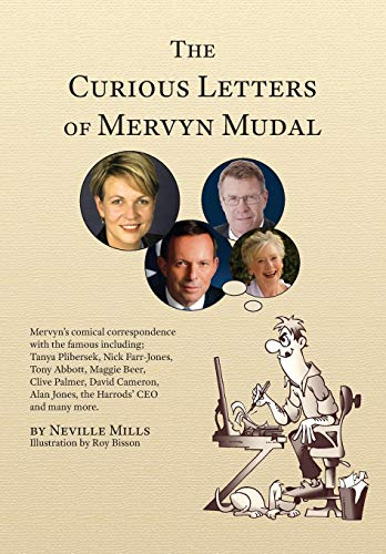 9780980772210: The Curious Letters of Mervyn Mudal (Middle English Edition)
