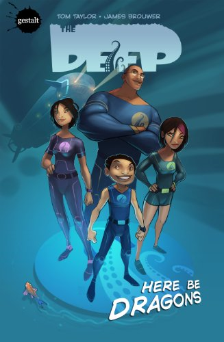 The Deep: Here Be Dragons: Tom Taylor