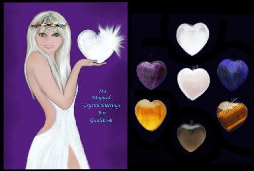 9780980794502: My Magical Crystal Blessings Box: 42 crystal oracle card deck with 7 crystals gift box