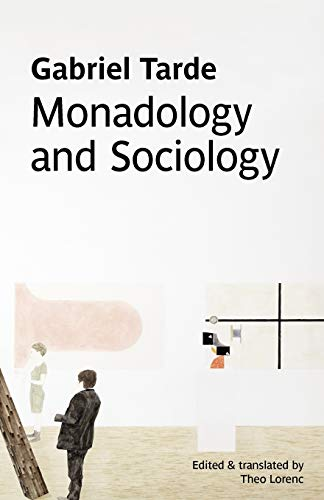 9780980819724: Monadology and Sociology