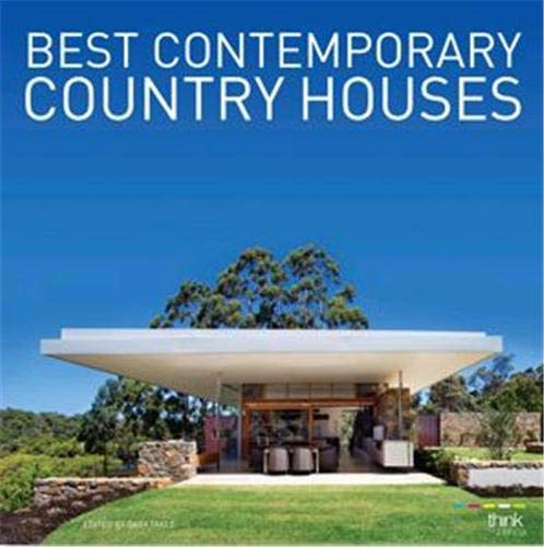 9780980831436: Best Contemporary Country Houses