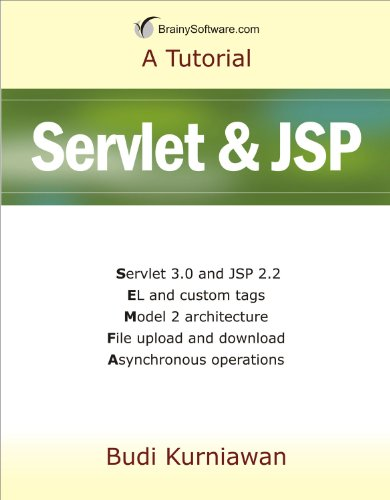 9780980839623: Servlet & JSP: A Tutorial (A Tutorial series)