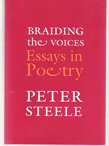 9780980852349: Braiding the Voices: Essays in Poetry