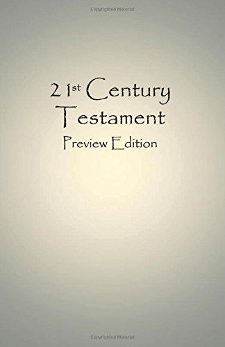 9780980854947: 21st Century Testament