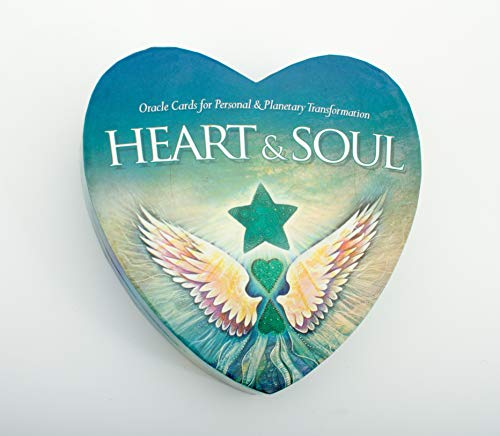Heart and Soul Cards: Oracle Cards for Personal & Planetary Transformation: Salerno, Toni ...