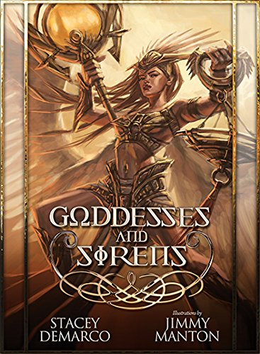 9780980871951: Goddesses and Sirens Oracle: Book & Oracle Set