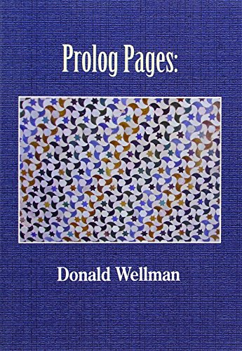 Prolog Pages:: Wellman, Donald