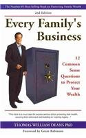 9780980891010: Every Family's Business: 12 Common Sense Questions to Protect Your Wealth