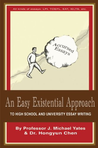 9780980897135: An Easy Existential Approach to High School and University Essay Writing