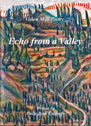 9780980908008: Vision Skill Poetry - Echo from a Valley