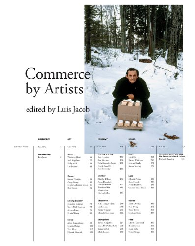 Commerce by Artists: Luis Jacob
