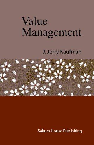 9780980922813: Value Management: Creating Competitive Advantage