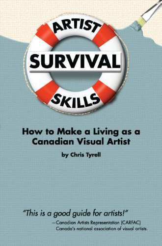 9780980952803: Artist Survival Skills: How to Make a Living as a Canadian Visual Artist