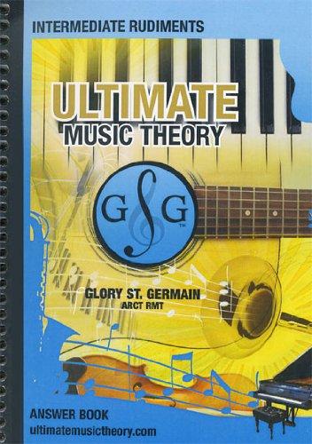 9780980955644: UMTIRA - Ultimate Music Theory Intermediate Rudiments Answer Key