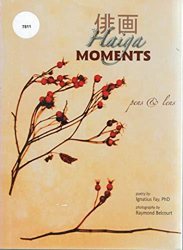 9780980957204: Haiga Moments: pens & lens