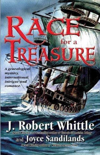 Race for a Treasure: Joyce Sandilands, J.