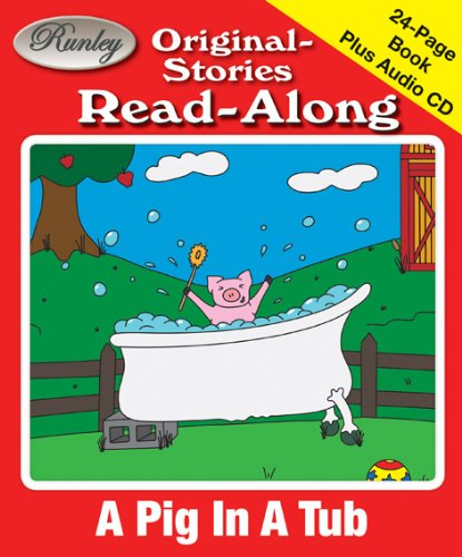 9780980984439: A Pig In A Tub Read-Along Storybook and CD