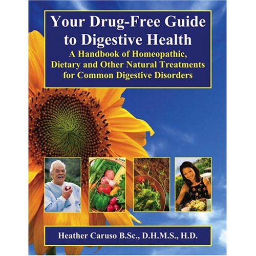 9780981052601: Your Drug-Free Guide to Digestive Health