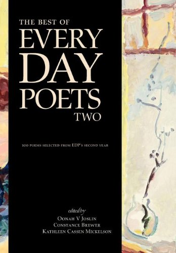 9780981058498: The Best of Every Day Poets Two