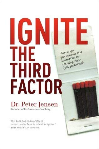 Igniting the Third Factor: Peter Jensen