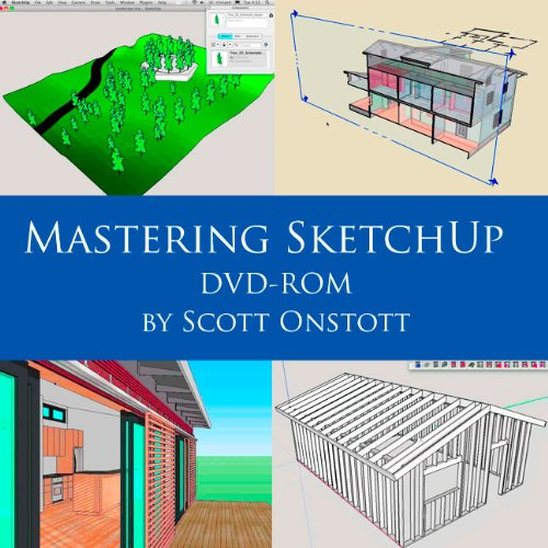 9780981079615: Mastering SketchUp DVD-ROM
