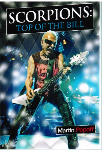 9780981105796: Scorpions: Top Of The Bill