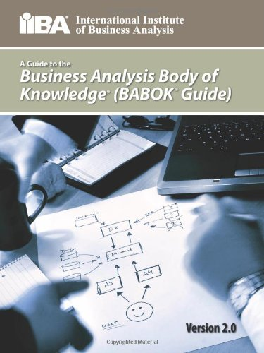 9780981129211: A Guide to the Business Analysis Body of Knowledge (Babok Guide): Version 2.0