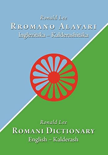 9780981162676: Romani Dictionary: English - Kalderash