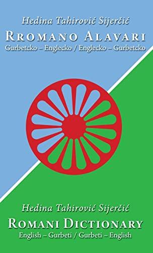 9780981162683: Romani Dictionary: Gurbeti - English / English - Gurbeti