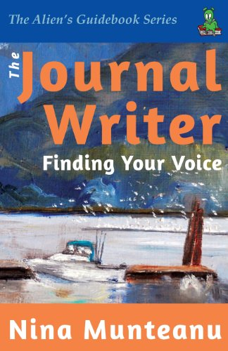 The Journal Writer: Finding Your Voice: Nina Munteanu